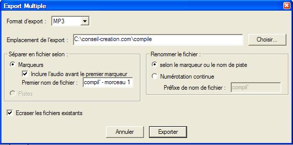 TÉLÉCHARGER LAME ENC.DLL AUDACITY 2.0 GRATUIT